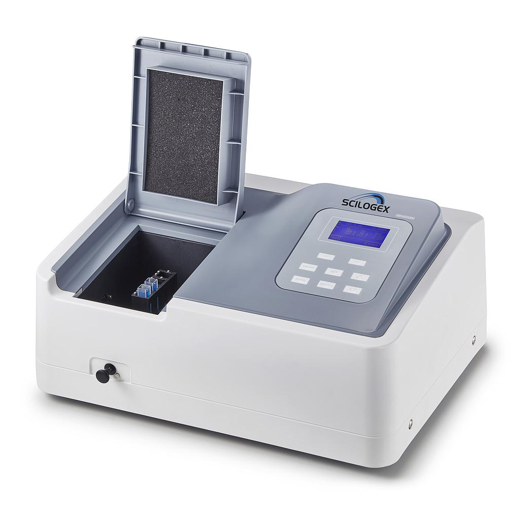 SCILOGEX SCI-V1000 Spectrophotometer 325 -1000nm