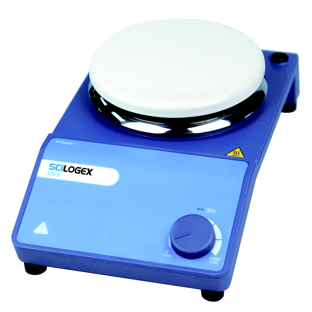 SCILOGEX SCI-S Circular-top Analog Magnetic Stirrer